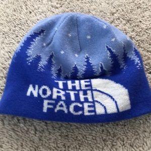 Small boys Northface winter hat